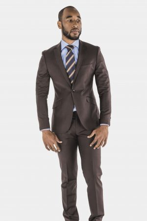 Bagozza Brown Suit